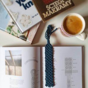 Zakładka do książek handmade
